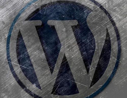 WordPress oldal készítés