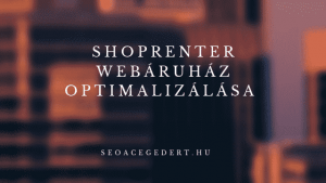 shoprenter-webaruhaz-optimalizalasa-seo